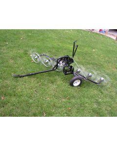 """55"""" Straight-line Acreage Rake ACR-600T / Yard Tuff"""