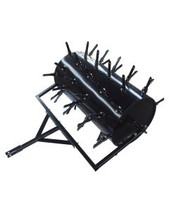 """36"""" Wide Drum Plug Style Aerator"""
