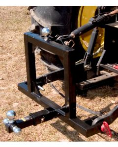 3 Pt Hitch / Field Tuff FTF-02TCH