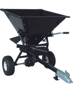 350 Lb. Steel Ground Driven Spreader / Yard Tuff FTF-00332-3