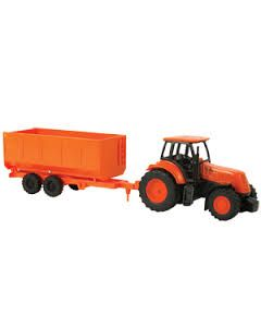 Kubota Tractor and Wagon toy